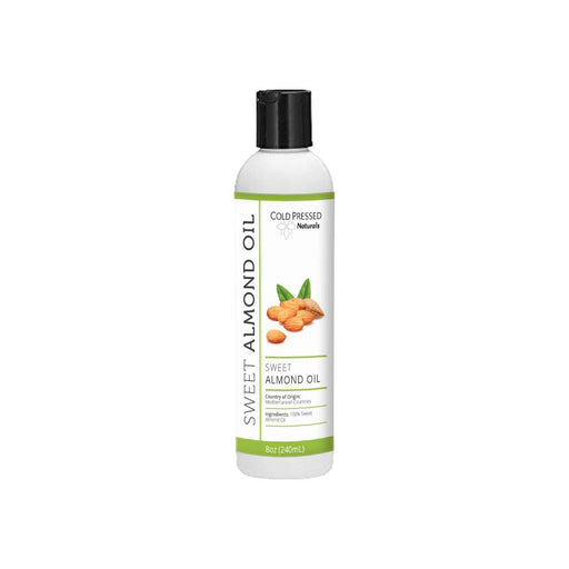 8 oz Organic Sweet Almond Carrier Oil - Your Oil Tools