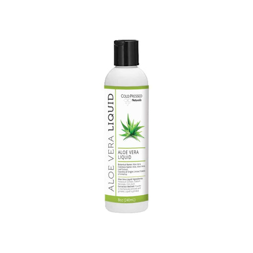 8 oz Aloe Vera Liquid - Your Oil Tools