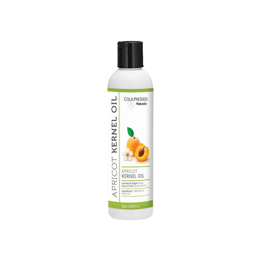 8 oz Apricot Carrier Oil - Your Oil Tools