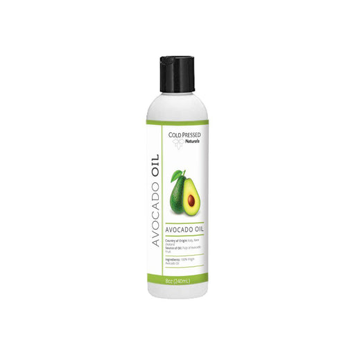 8 oz Organic Avocado Carrier Oil - Your Oil Tools