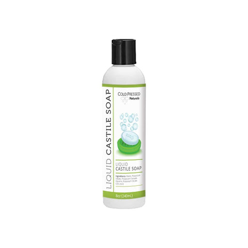 8 oz Liquid Castile Soap - Your Oil Tools