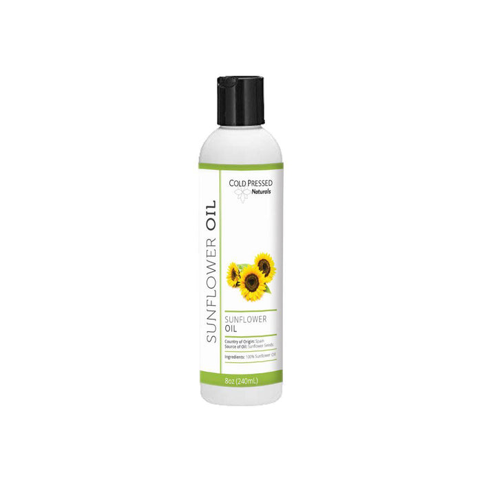 8 oz Sunflower Carrier Oil - Your Oil Tools