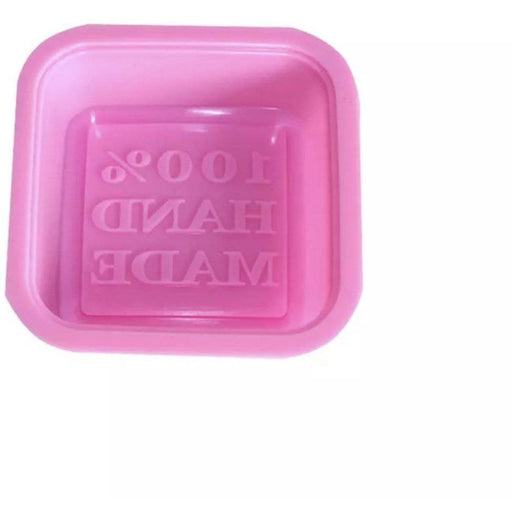 Soap Silicone Mold (Pink) - Your Oil Tools