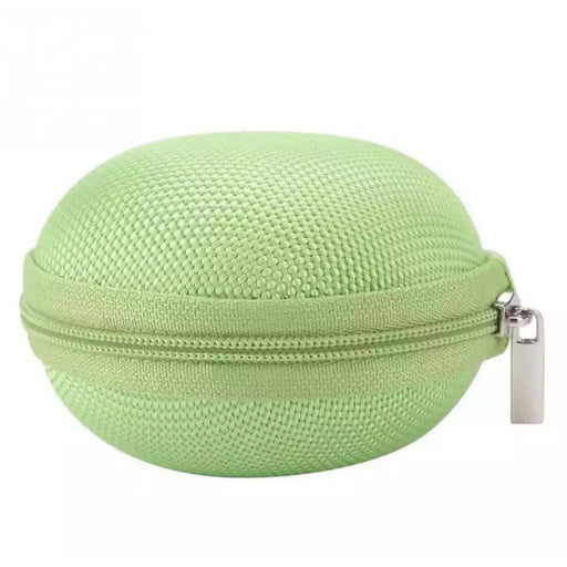 Macaroon Sample Vial Case (Green) - Your Oil Tools