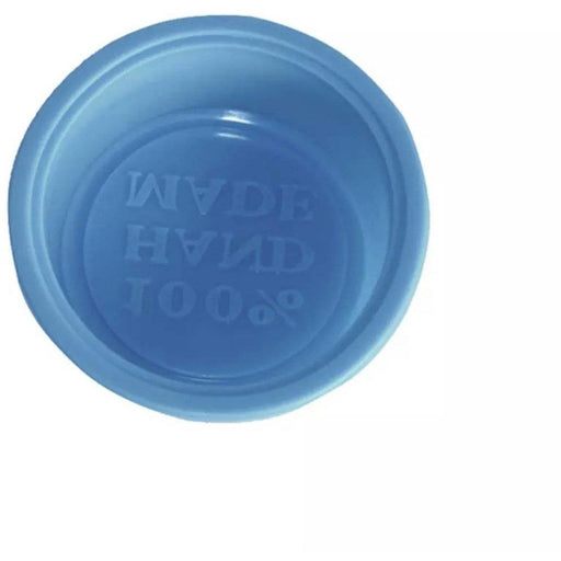 Soap Silicone Mold (Blue Circle) - Your Oil Tools