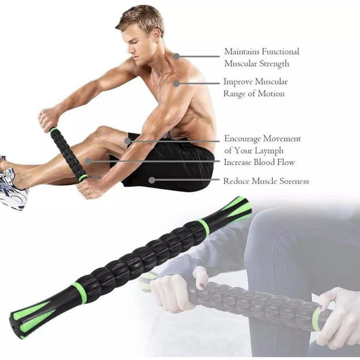 Deep Tissue Muscle Roller Stick - Your Oil Tools