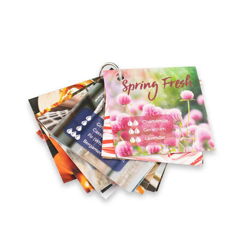Diffuser Ring Cards - Your Oil Tools
