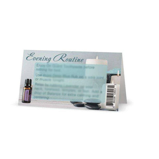 Pampered with doTERRA Sampling Cards - Your Oil Tools