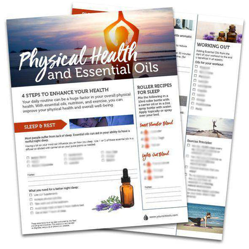 Physical Health Tear Pad - Your Oil Tools