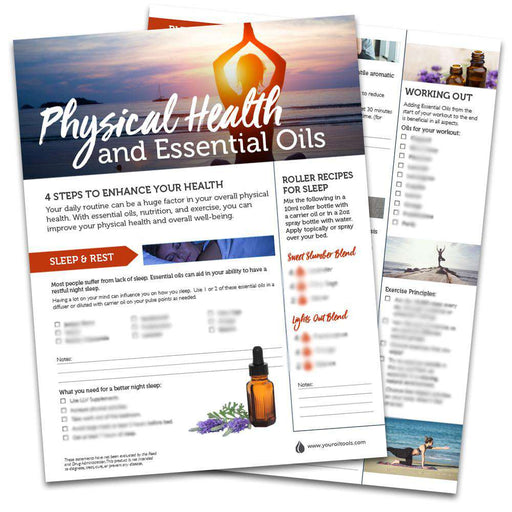 Physical Health Tear Pad (digital download) - Your Oil Tools