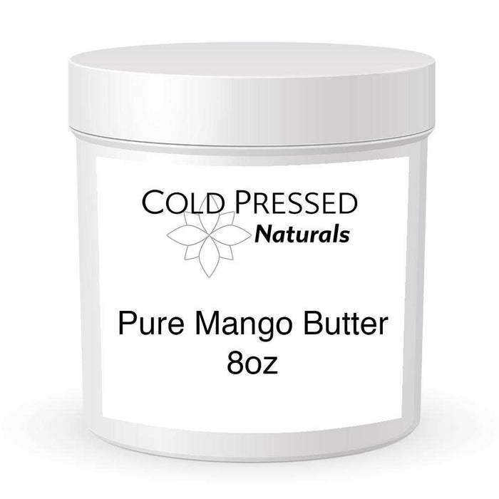16 oz Organic Mango Butter - Your Oil Tools
