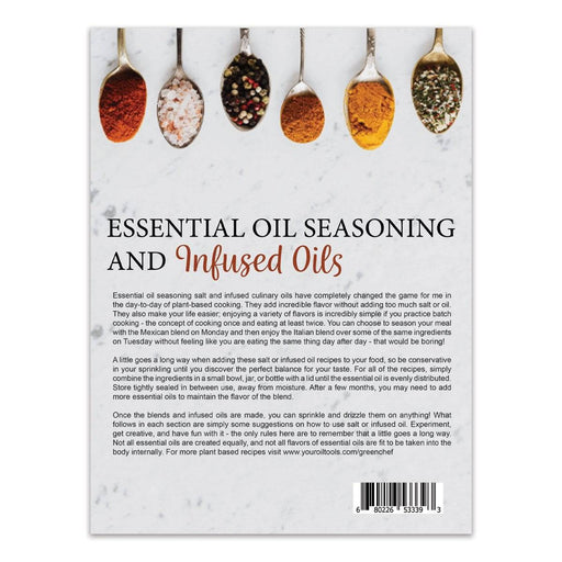 Essential Oils Seasonings Recipes - Your Oil Tools