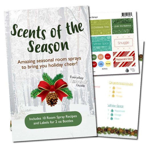 Make & Take: Scents of the Season - Your Oil Tools