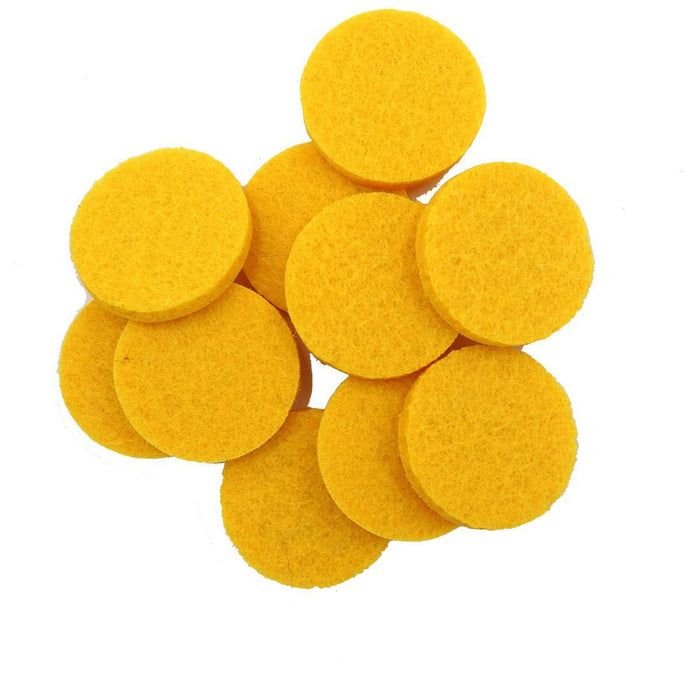 Yellow Replacement Pads (Pack of 10) - Your Oil Tools