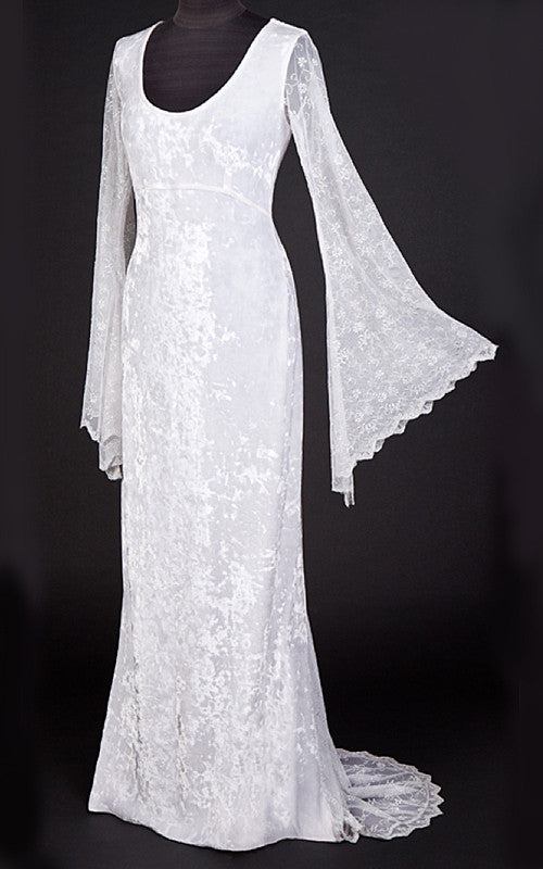 333WHT - Angel Dress
