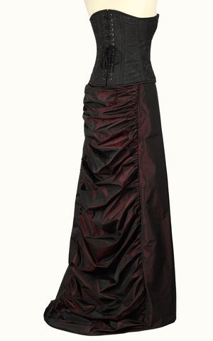 379 - Bustle Skirt