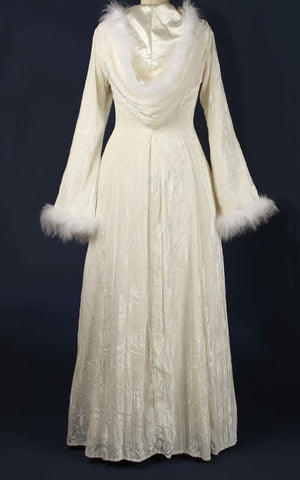 446 - The Snow Queen Robe