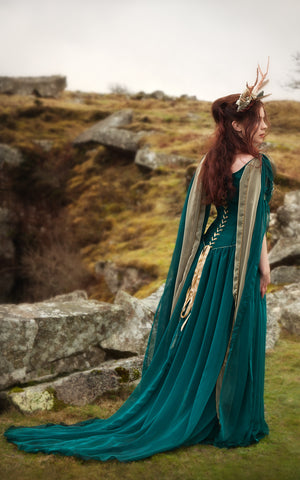 484 - Rossetti Gown