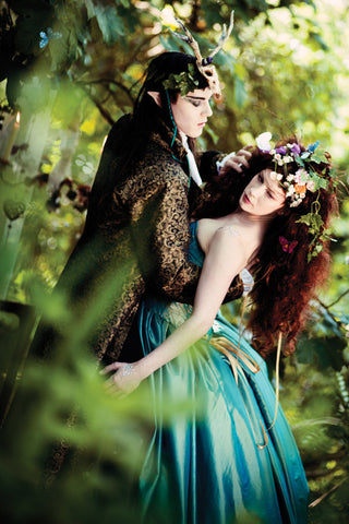 The 'Faerie Ball' Gown