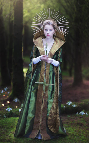 Imbolc Gown