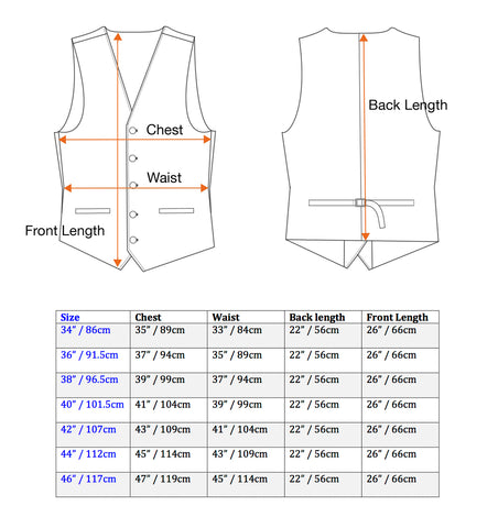 362GD - Classic Waistcoat: Antique Gold