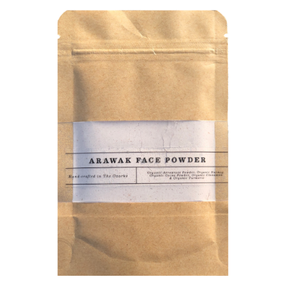 Replenish Pouch for Arawak (air-a-wok) Face Powder