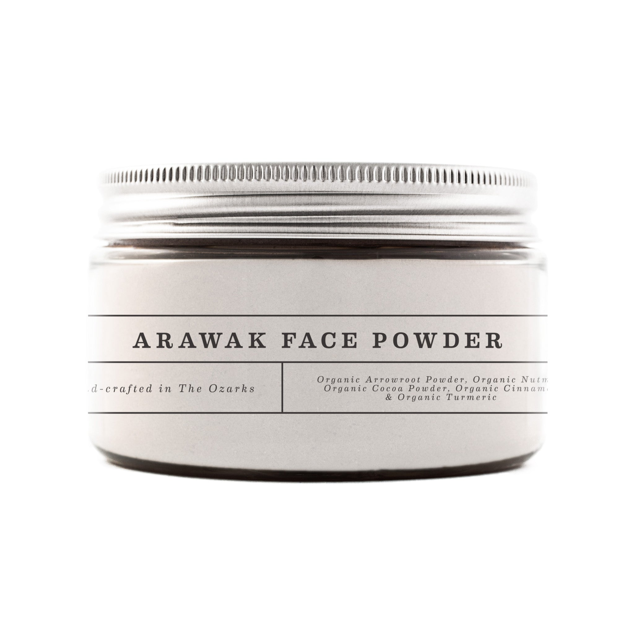 Arawak (air-a-wok) Face Powder