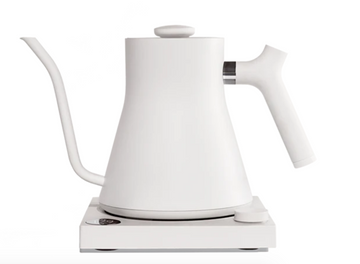 Stagg EKG Electric Pour Over Kettle - Matte White