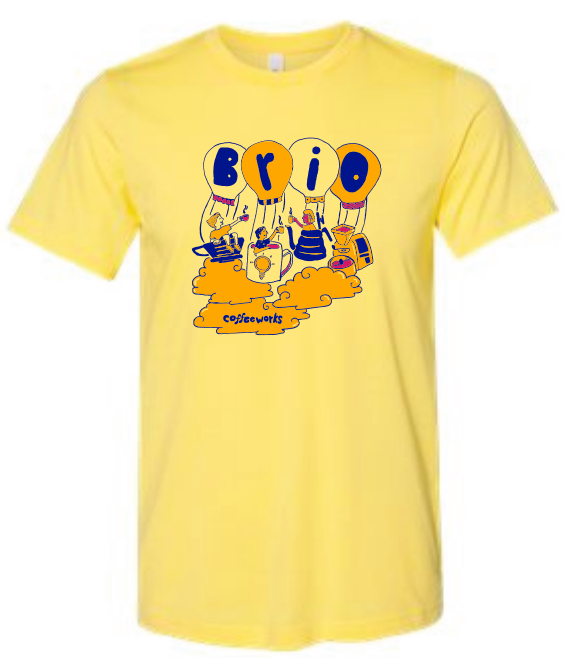 Brio Balloon Party Tee