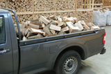 Kiln Dried 100% Ash Logs - Loose Truck Load