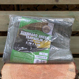 Tarpaulin Cover - Green
