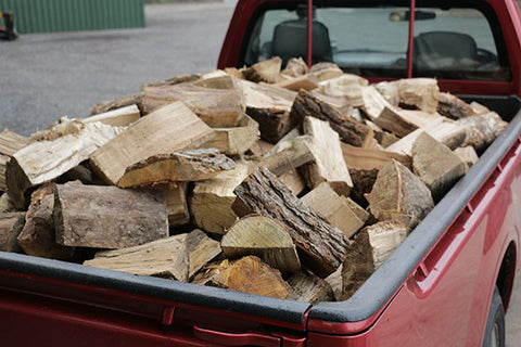 Loose Pickup Load (2.8m3) -  Mixedwood Logs