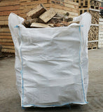 Bulk Bag Seasoned Logs - Softwood