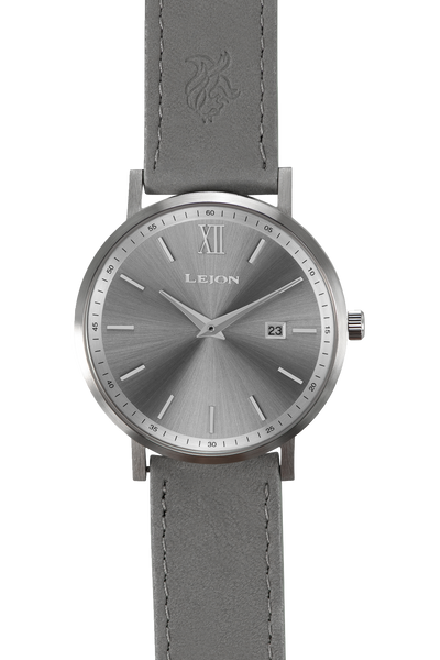 DISTRICT 2 | Matte [Silver/Grey]