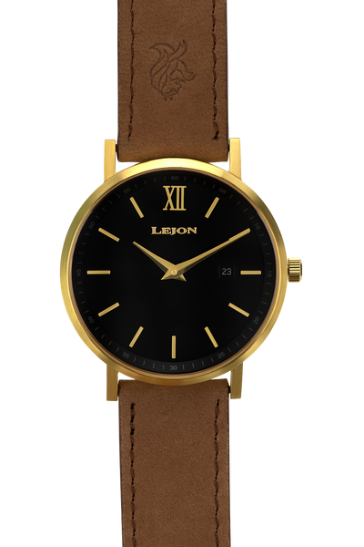 DISTRICT 1 | Matte [Gold/Black]