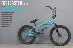 "2021 Sunday Forecaster Park (Gloss Turquoise with 20.5"" tt)"