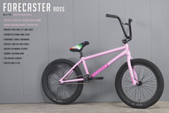 "2021 Sunday Forecaster / Aaron Ross Signature (Matte Pale Pink with 20.5"" tt)"