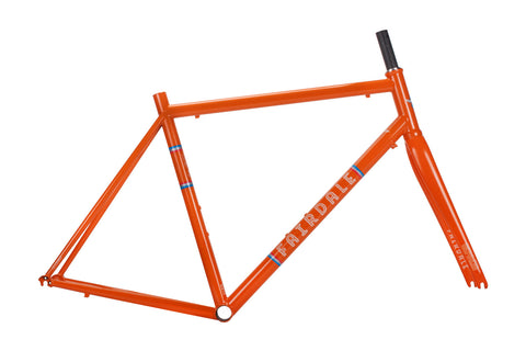 Goodship Frame and ENVE Fork Kit (Orange)