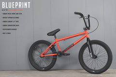"2021 Sunday Blueprint (Gloss Bright Red with 20.5"" tt)"