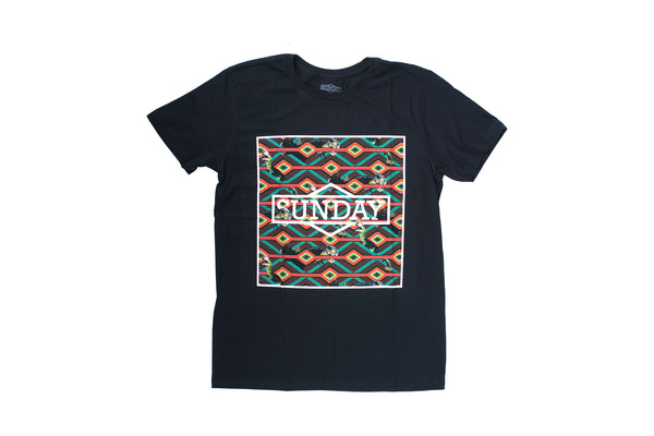 Cornerstone Dinowest Tee (Black)