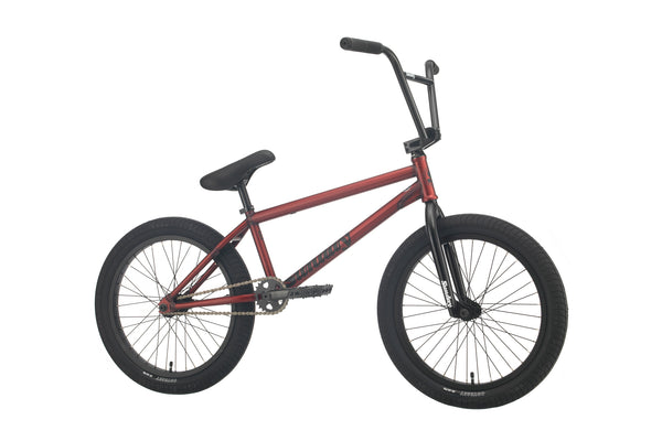 "2021 Sunday EX / Erik Elstran Signature (Matte Trans. Red with 20.75"" tt)"