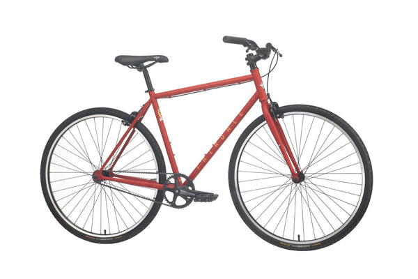 2021 Fairdale Express (Semi-Matte Red in S/M & M/L)