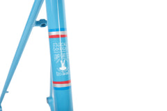 Goodship Frame and ENVE Fork Kit (Surf Blue)