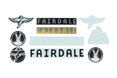 Fairdale Assorted Sticker Pack