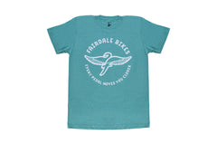 Every Swan T-Shirt (Teal)