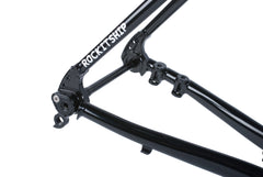 Rockitship Gravel Frame and ENVE CX Fork Kit (Black, Kelly Green, Chocolate Brown)