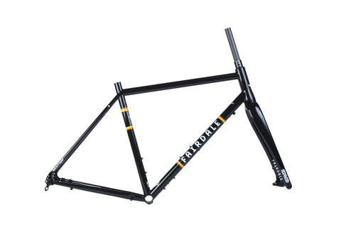Rockitship Gravel Frame and ENVE Fork Kit (Black or Kelly Green)