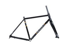 Rockitship Gravel Frame and ENVE CX Fork Kit (Black)