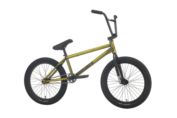 "2021 Sunday Forecaster / Brett Silva Signature (Matte Trans. Gold with 20.75"" tt)"