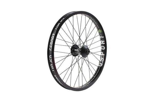 Elite v2 Front Wheel (Rollcage Rim)